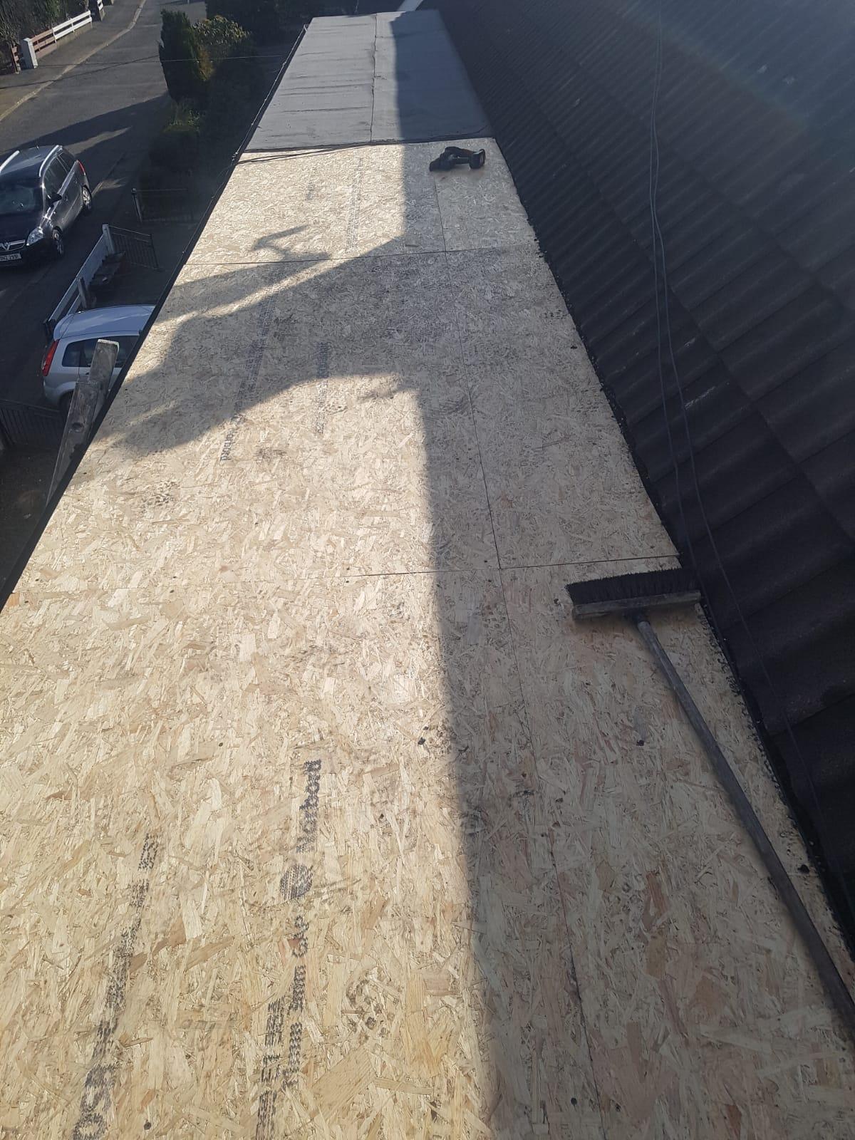 Roofing repairs Belfast 1