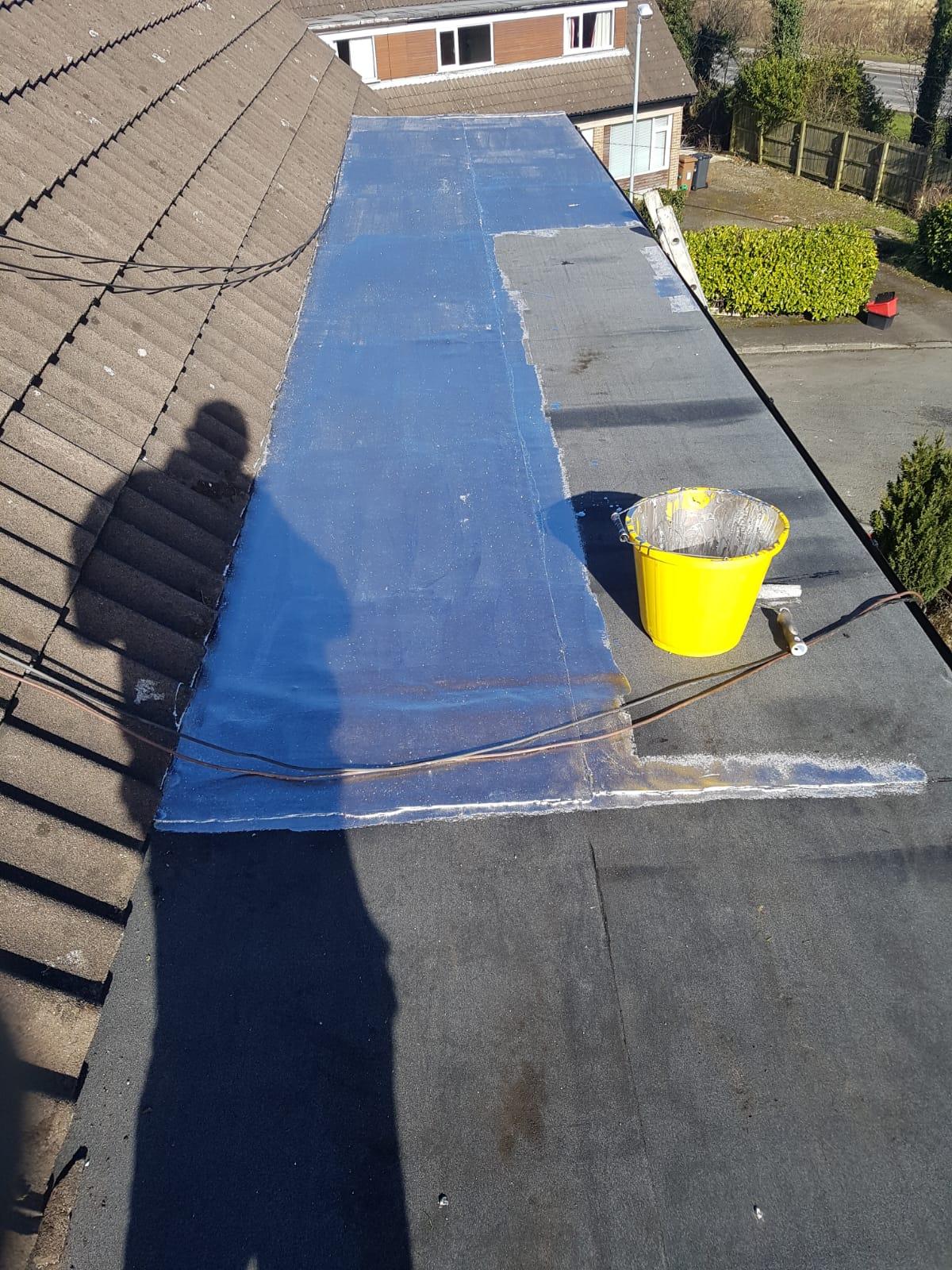 Roofing repairs Belfast 2